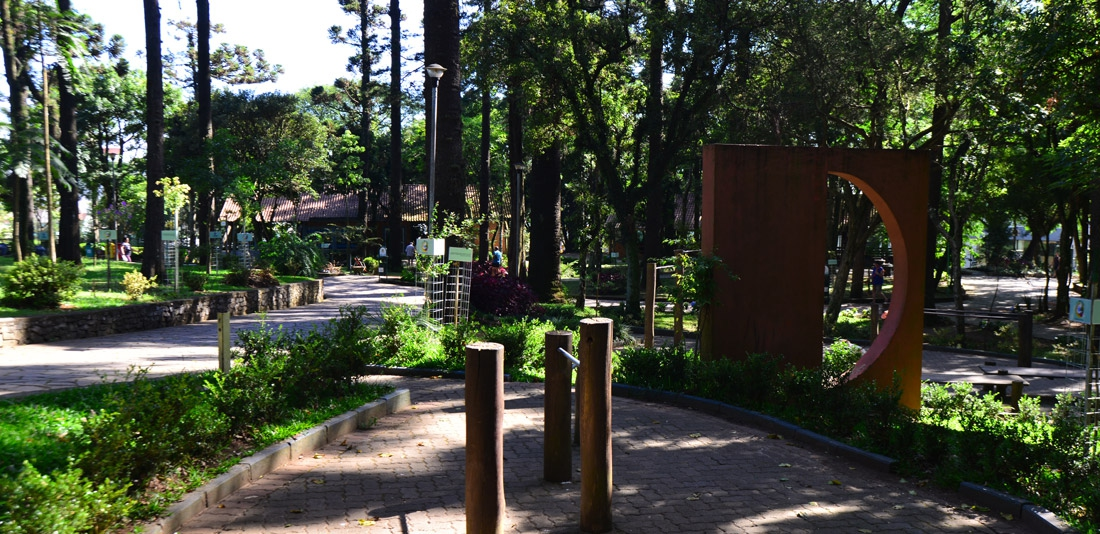Resultado de imagem para Parque Cinquentenário caxias